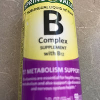 Spring Valley Dietary Supplement B Complex Sublingual Liquid uploaded by Marjorie S.