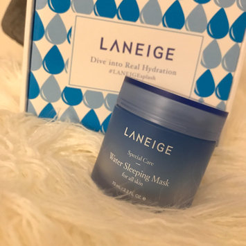 Photo of LANEIGE Water Sleeping Mask uploaded by Erin J.