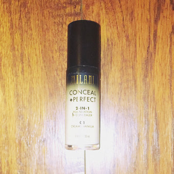 Milani Conceal + Perfect 2-in-1 Foundation + Concealer uploaded by Michelle G.