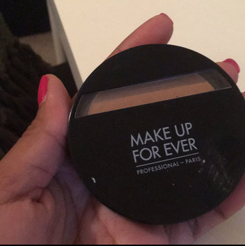 Photo of MAKE UP FOR EVER Duo Mat Powder Foundation uploaded by Jaden F.