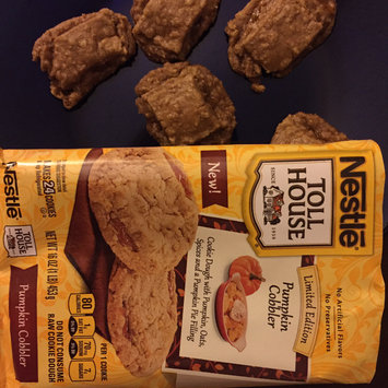 Photo of Nestlé Toll House Pumpkin Spice Cookie Dough uploaded by Amber U.