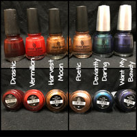 CHINA GLAZE Nail Lacquer with Nail Hardner - Drastic uploaded by Joanna R.