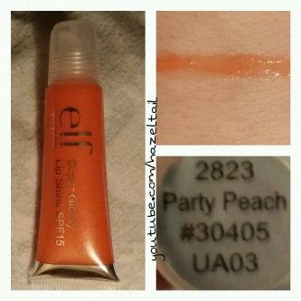 Photo of e.l.f. Super Glossy Lip Shine SPF 15 uploaded by Ashley S.
