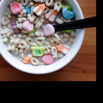 Photo of Lucky Charms Cereal uploaded by Chaunacie L.