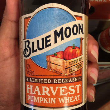 Photo of Blue Moon Seasonal Collection Harvest Pumpkin Ale uploaded by Brina H.