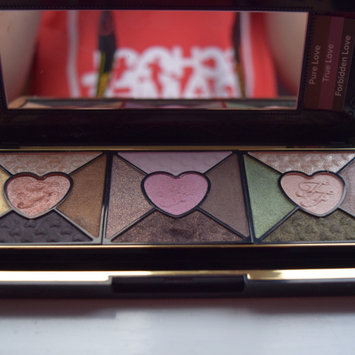 Too Faced Love Eyeshadow Palette uploaded by lexie♡xx B.