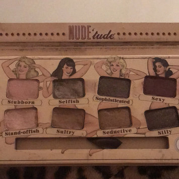 The Balm Nude'tude Palette uploaded by Victoria P.
