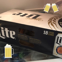 Miller Lite® Beer 8-16 fl. oz. Cans uploaded by Briana J.