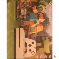 Xbox One S 500GB Minecraft Favorites Bundle, White uploaded by guess? W.