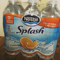 Nestlé Pure Life Splash Mandarin Orange uploaded by MK J.