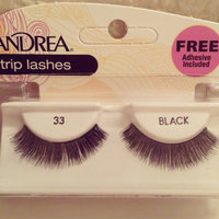 Salon Perfect Perfectly Glamorous Strip Eyelashes, 33 Black, 1 pr uploaded by Cari 💋.