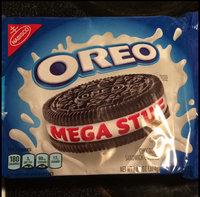 Oreo Mega Stuf Sandwich Cookies uploaded by Bridgett B.