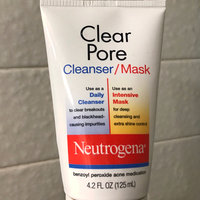 Neutrogena®  Clear Pore Cleanser/Mask uploaded by Ashley R.