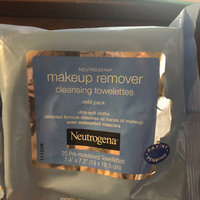 Neutrogena® Makeup Remover Cleansing Towelettes uploaded by Iliana F.