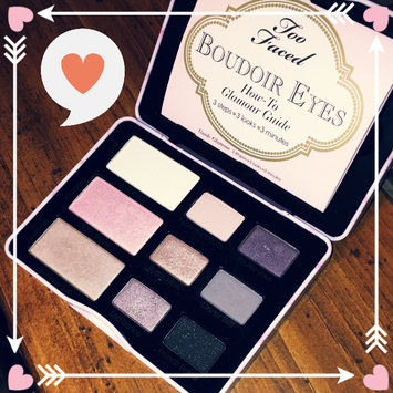 Photo of Too Faced Boudoir Eyes Soft & Sexy Shadow Collection uploaded by Kat J.