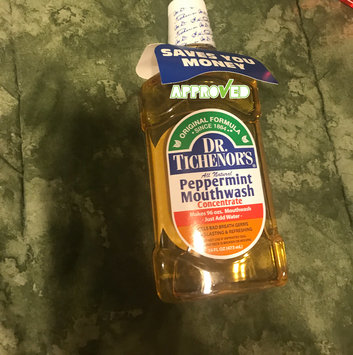 Photo of Dr. Tichenor's Antiseptic Mouthwash, Peppermint 16 fl oz uploaded by Sydni S.