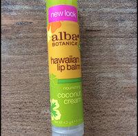 Alba Botanica Hawaiian Lip Balm Nourishing Coconut Cream uploaded by Olenka B.