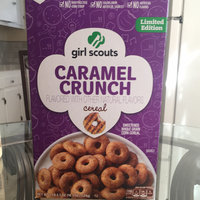 Girl Scouts® Limited Edition Caramel Crunch Cereal uploaded by Maria G.