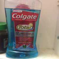 Colgate Total® ADVANCED PRO-SHIELD PEPPERMINT BLAST MOUTHWASH uploaded by Maria G.