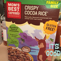 Mom's Best® Crispy Cocoa Rice® Cereal 17.5 oz. Bags uploaded by Wendy C.