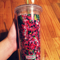 Lilly Pulitzer® Tumbler with Straw uploaded by MK J.