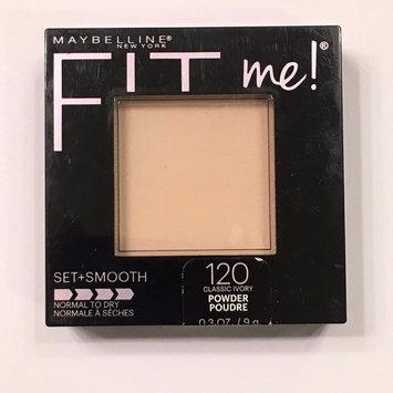 Maybelline Fit Me! Set + Smooth Powder uploaded by Leslie M.