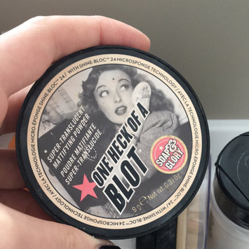 Photo of Soap & Glory One Heck of a Blot uploaded by Brooke C.