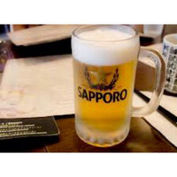 Sapporo Premium Beer uploaded by Liz H.