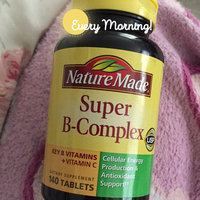 Nature Made Super B-Complex Dietary Supplement Tablets uploaded by Wendy C.