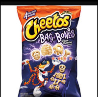 Cheetos® Bag of Bones™ White Cheddar Cheese Flavored Snacks uploaded by Sonia R.