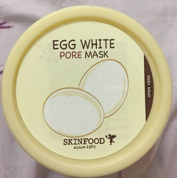 Skin Food SkinFood Egg White Pore Mask, 2.40 Ounce uploaded by Andeng A.