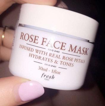 Fresh Rose Face Mask uploaded by Gabriella 🌺.