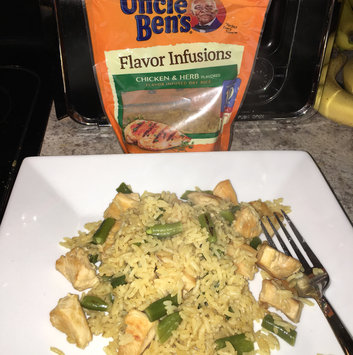 Photo of Uncle Ben's® Flavor Infusions Chicken & Herb uploaded by Mary Beth M.