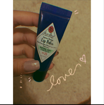 Photo uploaded to Jack Black Intense Therapy Lip Balm SPF 25 by Jenny C.