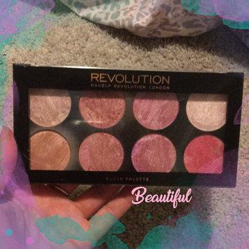 Photo of Makeup Revolution Blush Palette uploaded by Tanya N.