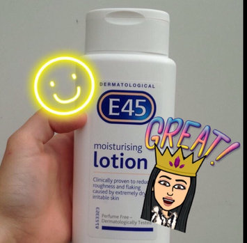 Photo of E45 Dermatological Moisturising Lotion (500ml) uploaded by The Curious F.