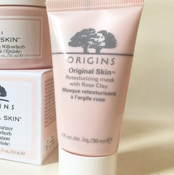 Origins Original Skin Retexturing Mask with Rose Clay uploaded by Michelle T.