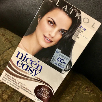 Photo of Clairol Nice 'N Easy Permanent Color 2BB/124 Natural Blue Black uploaded by Bishwa P.