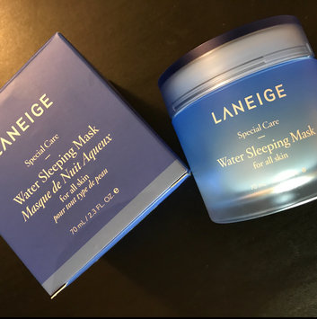 Photo of LANEIGE Water Sleeping Mask uploaded by Alyce S.