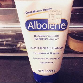 Photo of Albolene Moisturizing Cleanser, Fragrance Free, 3 oz uploaded by Kawale W.