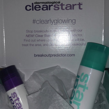 Photo of Dermalogica Clear Start Blackhead Clearing Fizz Mask uploaded by Rajia S.