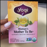 Yogi Tea Woman's Mother To Be uploaded by Amy T.