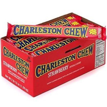 Photo of Tootsie Roll Charleston Chews, Strawberry, 1.875 Ounce Bars (Pack of 24) uploaded by Sherri H.