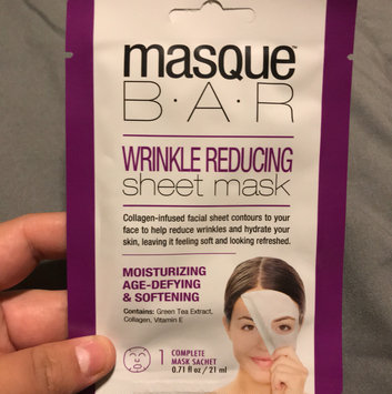 Masque Bar by Look Beauty Wrinkle Reducing Sheet Mask - 3 Mask Sachets uploaded by Blaire G.