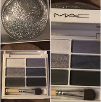 MAC Cosmetics MAC Ice Parade 6 Snowglobe Eye Shadows Cool uploaded by Cynthia S.