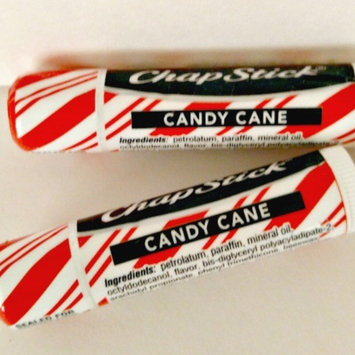 ChapStick® Candy Cane Limited Edition Set of 3 - 3 Pack (9 Total Tubes) uploaded by Georgia H.