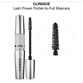Photo of Clinique Lash Power Full-to-Flutter Mascara Black Onyx 0.32 oz uploaded by Valentina C.