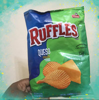 Sabritas® Ruffles® Queso Cheese Flavored Potato Chips uploaded by Stacy K.