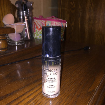 Photo of Milani Conceal + Perfect 2-In-1 Foundation uploaded by Elizabeth C.