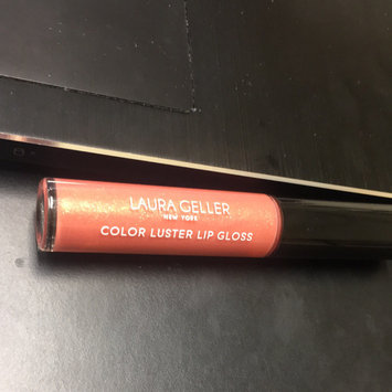 Photo of Laura Geller Color Luster Lip Gloss uploaded by Corie P.